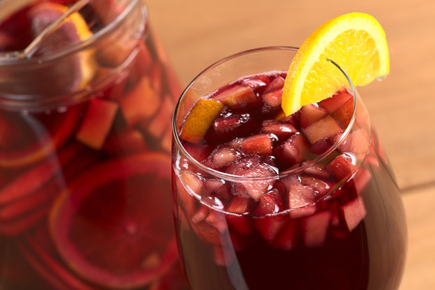 National Sangria Day:  Cheers!