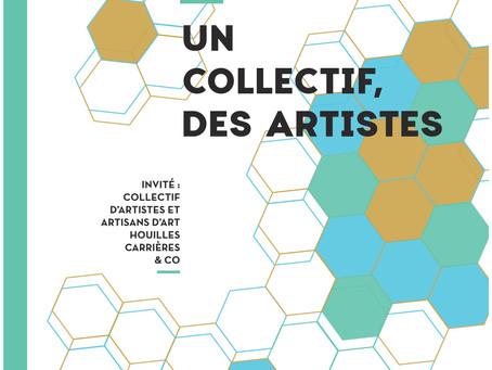 """Exposition """"Un Collectif, des Artistes"""" - le 28 Novembre à la Graineterie - Houilles (78)"""