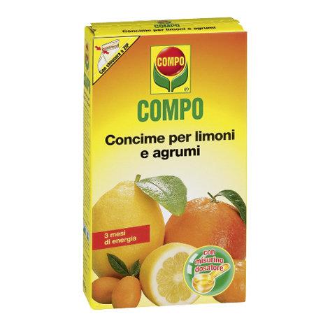 COMPO - Concime per limoni e agrumi 500g