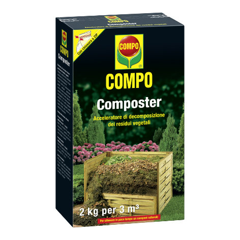 COMPO - Composter 2kg