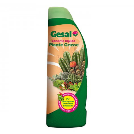 GESAL - Concime per piante grasse 500ml