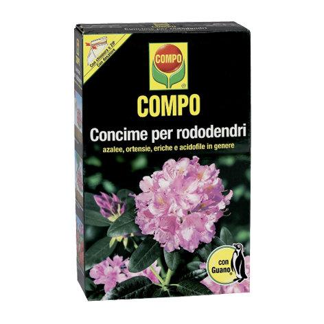 COMPO - Concime per rododendri con guano 1kg