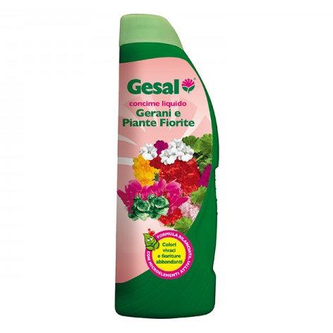 GESAL - Concime per gerani e piante fiorite 1L