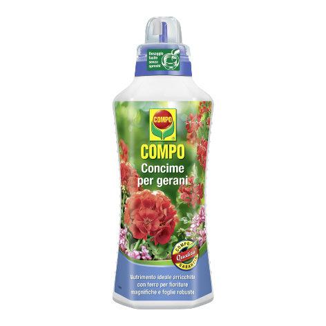 COMPO - Concime per gerani 1.3L