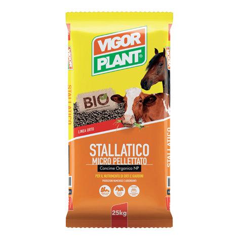VIGORPLANT - Stallatico micro pellettato 25kg