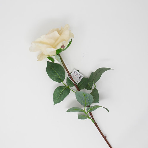 """27.5"""" REAL TOUCH SINGLE ROSE"""