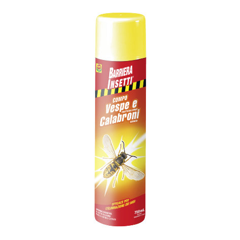 COMPO - Vespe e calabroni spray 750ml