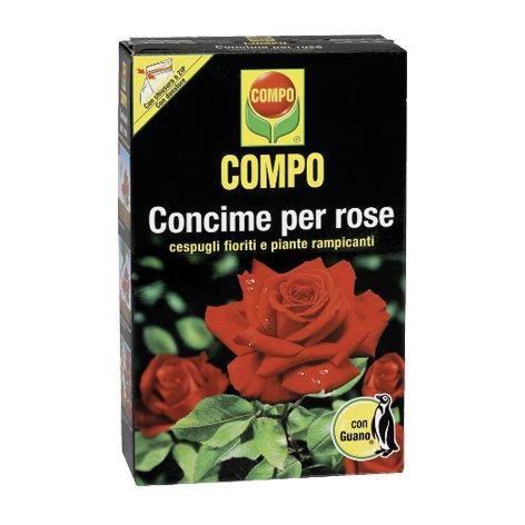 COMPO - Concime per rose con guano 1kg