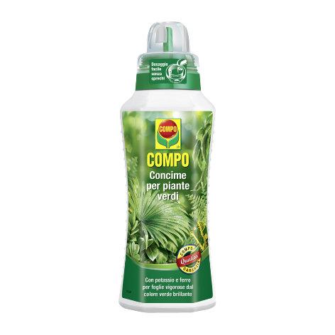 COMPO - Concime per piante verdi 1L