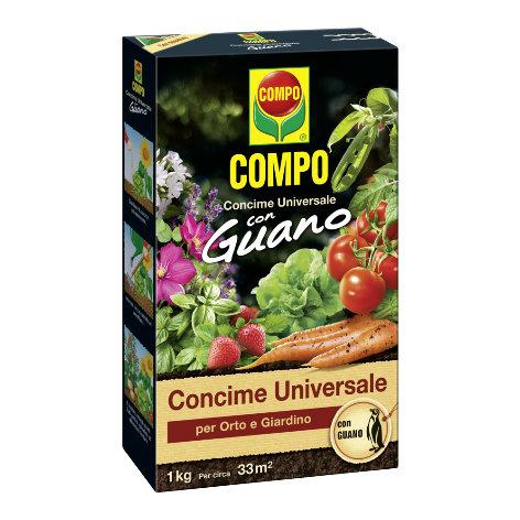 COMPO - Concime universale con guano 1kg