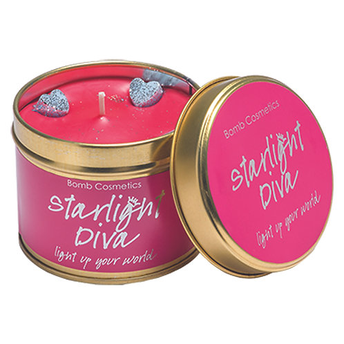 Starlight Diva Candle