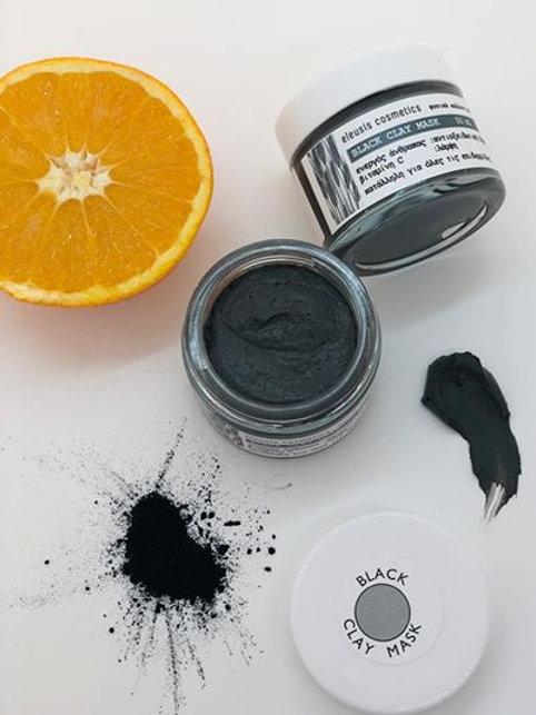 Black Clay Mask 50ml