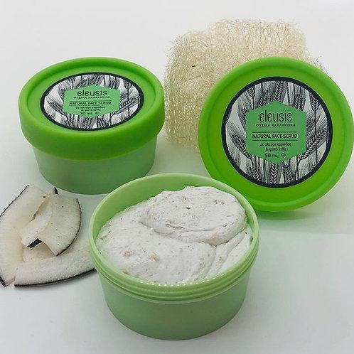 Face Scrub Coconut & Luffa 50ml