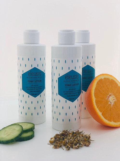 Tonic Lotion Αγγούρι & Πορτοκάλι 200ml