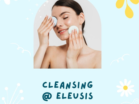 💦Cleansing : το σημαντικότερο βήμα στην skincare routine