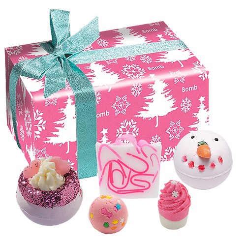 Dreaming of Pink Christmas Gift Pack