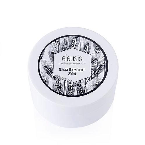Set (1+1) Natural Body Cream 200ml