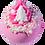 Thumbnail: Pink Christmas Bath Blaster