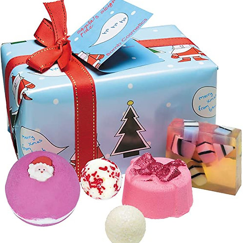 Santa's Sleigh Ride Gift Pack