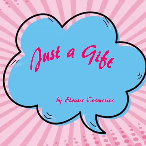 Just a gift e-giftcard