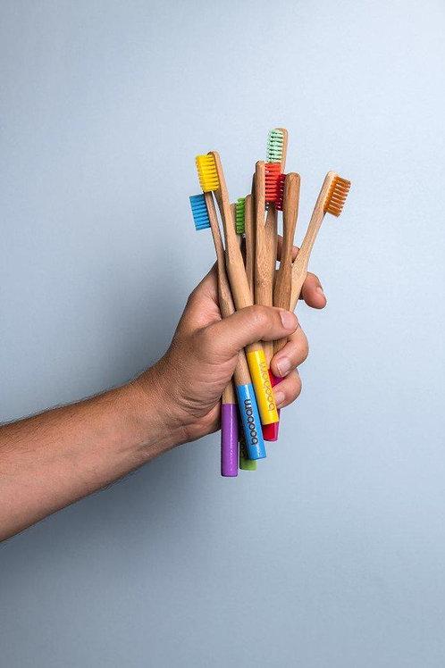 Bamboo Toothbrush Boobam