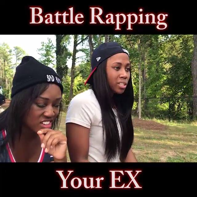 Battle Rapping Against Your Ex