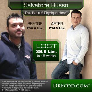 2014 - DR FOOD - Salvatore Russo 1 - BvA