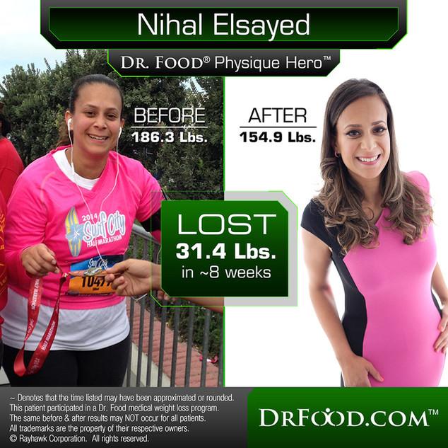 2014 - DR FOOD - Nihal Elsayed 1 - BvA -