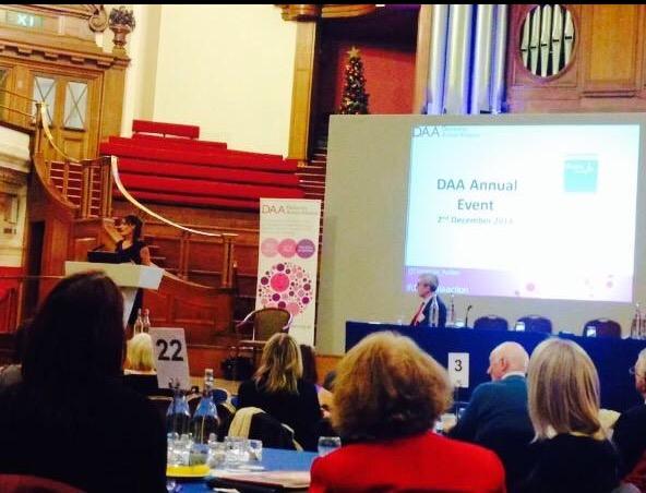 DAA Conference, Dec 2014
