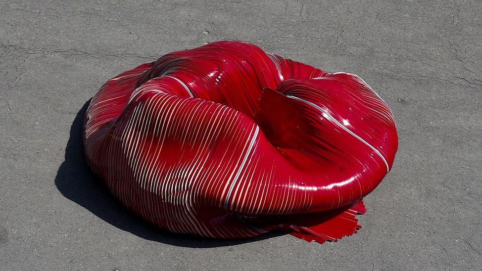 Artist Iris Woutera - Title Deform Amoib