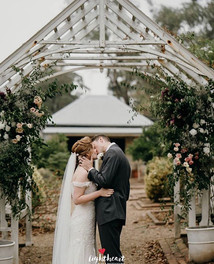 Newly weds Amy & CJ🥰 Congratulations ❤