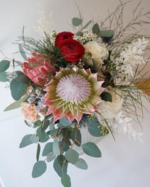 My favourite king protea bouquet ❤️.jpg