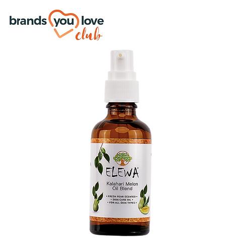 BYL: KALAHARI MELON OIL BLEND  –  Fresh Pear scented 50ml