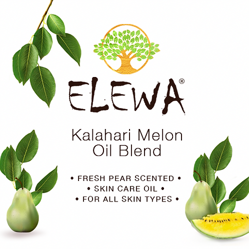 KALAHARI MELON OIL BLEND  –  Fresh Pear scented