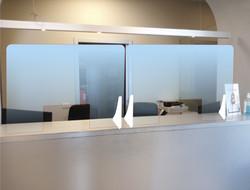 Protezione in Plexiglass