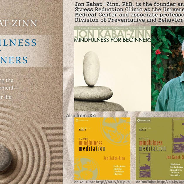 """""""Mindfulness for Beginners"""""""