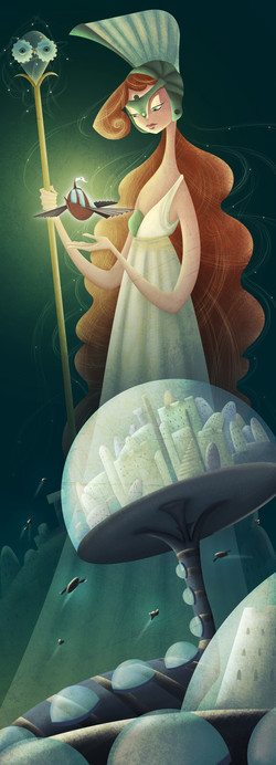 Athena Sci Fi