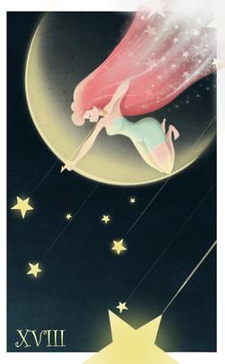 Tarot- The Moon