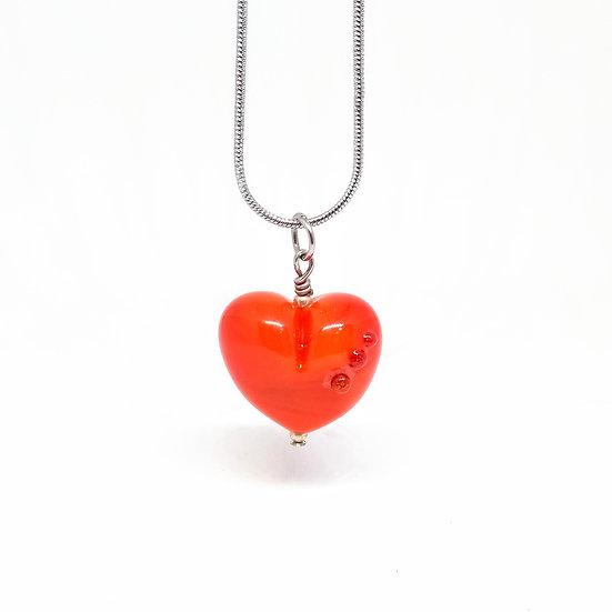 Pendentif coeur O point R