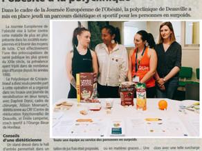 Journée Européenne de l'Obésité à la Polyclinique de Deauville.