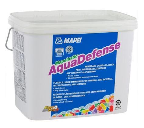 Impermeabilizante Mapelastic Aquadefense