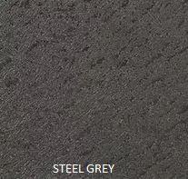 Piedra flexible natural Stoneflex- Steel Grey