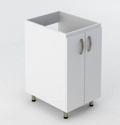 Mueble lavadero blanco RH 48X60