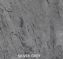 Piedra flexible natural - Silver Grey