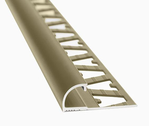 Perfil aluminio Guardacanto Bullnose