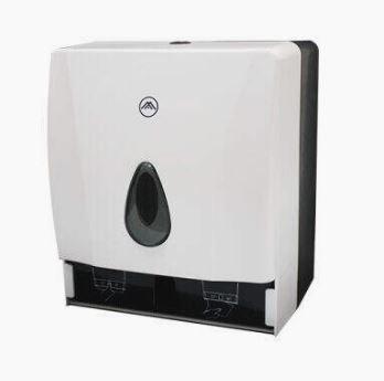 Dispensador manual para toallas de papel múltiples Alfa