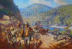 'The Road to Dalmorton'