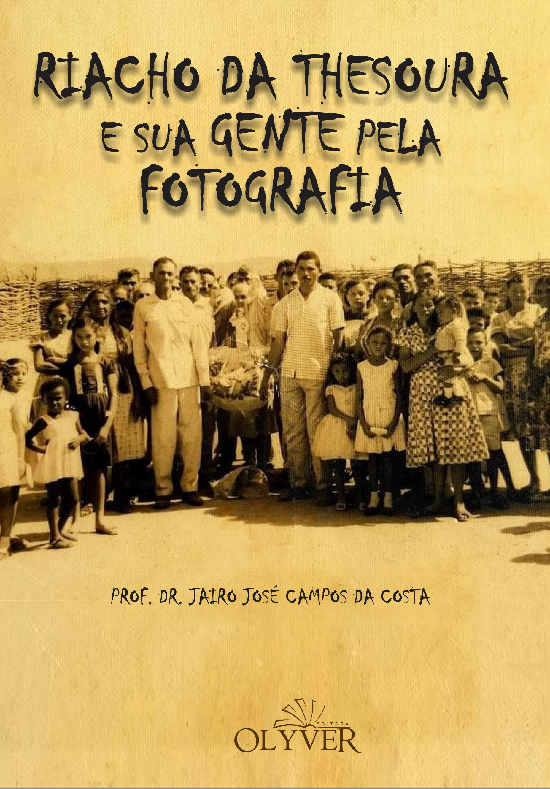 CAPA RIACHO DA THESOURA - EDITORA OLYVER