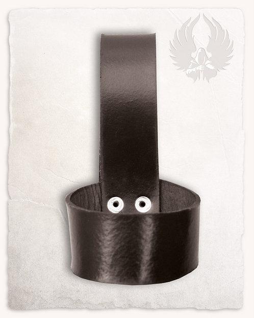 Porte-corne ADRIAN noir