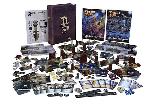 DUNGEON SAGA : The Dwarf King's Quest (Occasion)